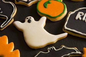 Strasznie smaczne Halloween