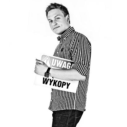 Michał Białek, fot. Aleksandra Anzel