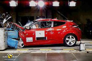 Trudniej o gwiazdki w testach Euro NCAP