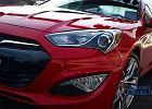 Nowa twarz Genesisa Coupe