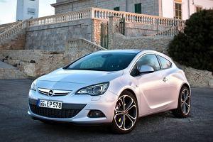 Opel Astra GTC z nowym mocniejszym silnikiem