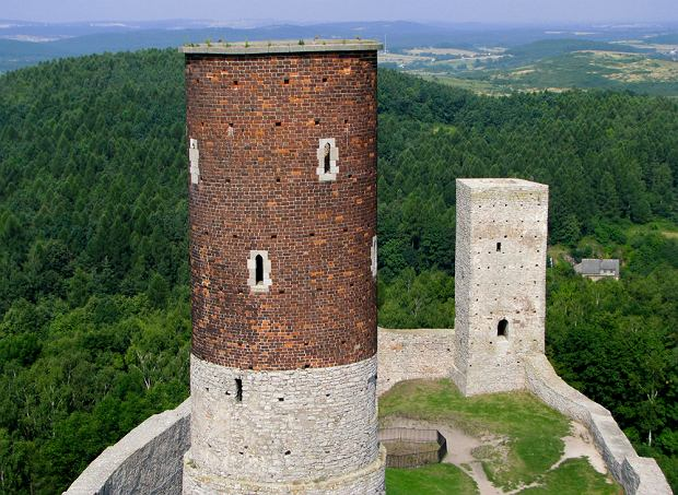 Polska. Wycieczka w G�ry �wi�tokrzyskie