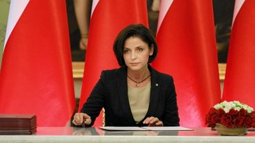 Joanna Mucha. Ministra czy minister?