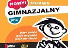 """Nowy egzamin gimnazjalny - multimedialne płyty z """"Gazetą Wyborczą"""""""