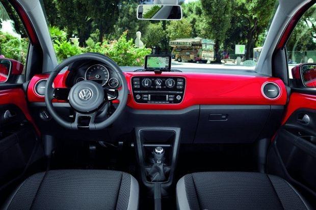 Zdjęcie numer 5 w galerii - Hybrydowy Volkswagen Up! w drodze