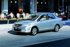 Honda City (2002-2008) - opinie Moto.pl