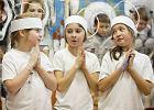 Dzieci, anio�ki i diabe�ki - czyli szkolne jase�ka(WIDEO)