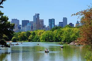 Nowy Jork. Central Park - serce i płuca Manhattanu