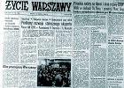�ycie Warszawy znika z kiosk�w. 67 lat pisali o stolicy