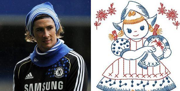 Fernando Torres - Holenderska mleczarka