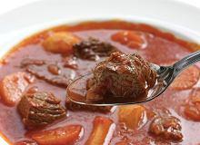 W�gierska zupa gulaszowa - ugotuj