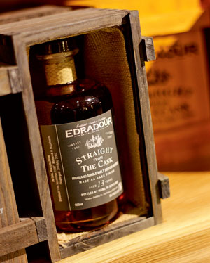 whisky, alkohol, edradour