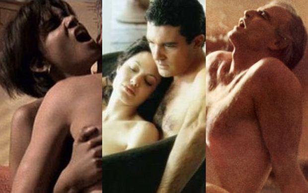 Kultowe sceny seksu w filmach