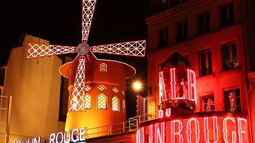 Paryż wycieczki, Moulin Rouge