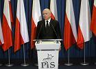 PiS chce przej�� ca�� chwa�� Polak�w