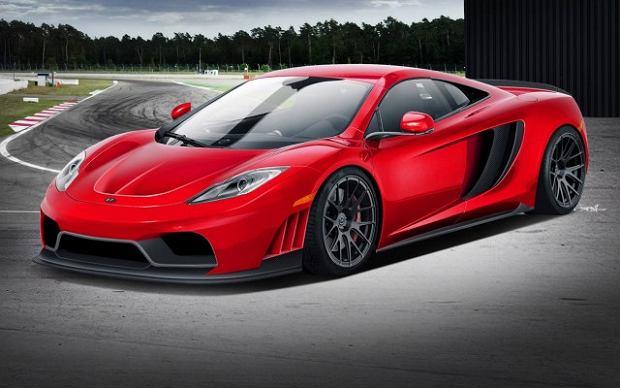 Nast�pca McLarena F1 w maju