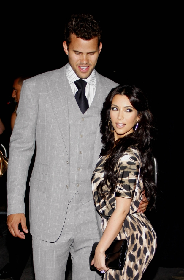 "MAVRIXONLINE.COM - DAILY MAIL ONLINE OUT - FILE PHOTO - According to reports, reality star Kim Kardashian is filing for divorce just 72 days after her lavish $10 million wedding ceremony to Kris Humphries that was broadcast to the world. Ryan Seacrest, who produces her reality show confirmed the rumor through a Tweet, ""Yes Kim Kardashian is filing for divorce this morning. I touched base with her."" Seacrest went on to say that he was waiting for a statement from Kim. TMZ reports that 31-year-old Kardashian hired celebrity lawyer Laura Wasser and will cite ""irreconcilable difference"" as the cause of the divorce with a separation date of October 31, 2011 and will not be seeking annulment. However, other reports state that one of the reasons why there was trouble in the marriage was that Humphries wanted to eventually settle in Minnesota where he is from and believed Kim was on board with that plan but she was not in agreement. Kim wants to stay close to her family in L.A. and her career. This news comes after weeks of speculation that their newly wed marriage was on the rocks. Over the weekend, Kim hosted a solo Halloween party in NYC and dressed as Poison Ivy stating that her 26-year old NBA star husband was not present due to his trip to Australia. Other reports state, the newylweds are ""not getting along at all,"" one insider said. ""Kris is not drinking the Kardashian Kool-Aid, and it's causing major problems."" While Kim is busy juggling her many money making ventures and reality shows, Kris is currently unemployed courtesy of the NBA lockout. Kardashian and Humphries tied the knot in August in Montecito, CA after just nine months of dating. Los Angeles, CA. 31st October 2011.  ORIGINAL CAPTION AT - MX0401825 at Mavrixphoto.com.  Fees must be agreed for image use.  Byline, credit, TV usage, web usage or linkback must read MAVRIXONLINE.COM.  Failure to byline correctly will incur double the agreed fee.  Tel: +1 305 542 9275."
