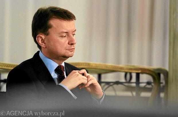 Afera korupcyjna w ZUS: chcą przesłuchać posła Błaszczaka