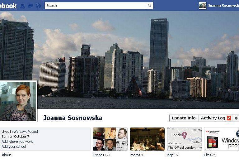 samotni na facebooku Nowy Sącz