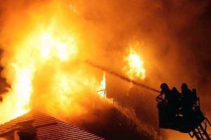 Pożar kamienicy w Kaliszu. Zginęły trzy osoby