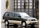 MAZDA MPV 94-99, rok produkcji 1995, mpv, widok przedni prawy, samoch�d 5-drzwiowy