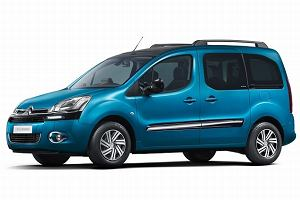 Od�wie�one Berlingo wycenione
