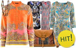 etno, wiosna 2012, lato 2012, trendy