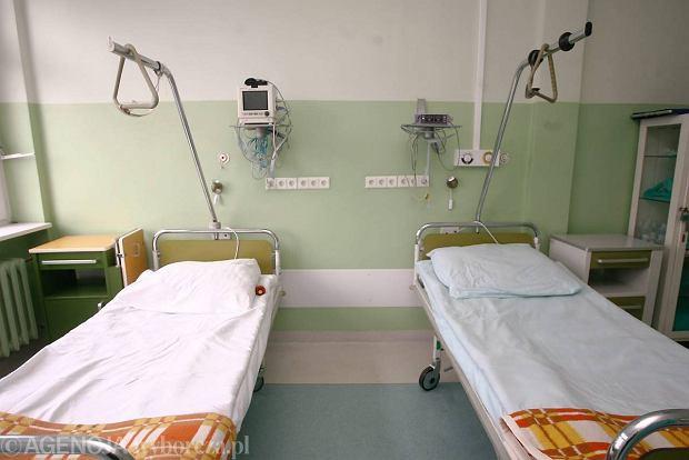 Sko�czy�a si� kasa z NFZ, wi�c szpital zamkn�� oddzia�