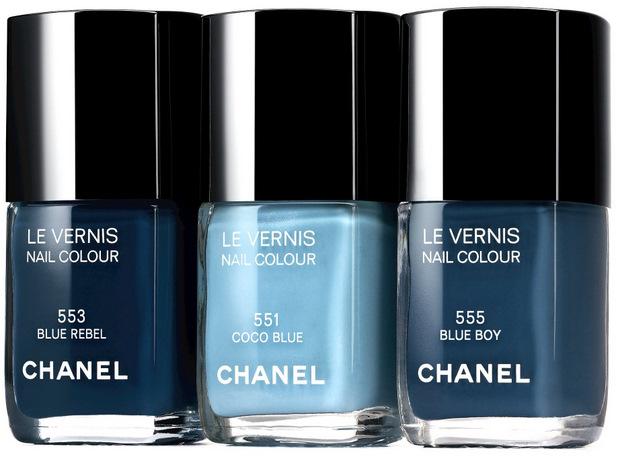 Najnowsza seria lakierów do paznokci Chanel na wiosn� 2012