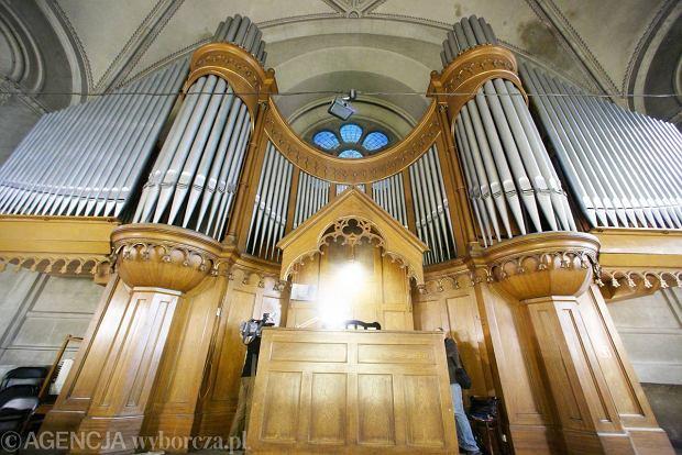 Kościelne organy