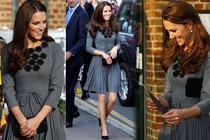 Skromna stylizacja Kate Middleton - hit czy kit?