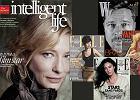 Cate Blanchett bez Photoshopa na ok�adce. Kto jeszcze si� odwa�y�?