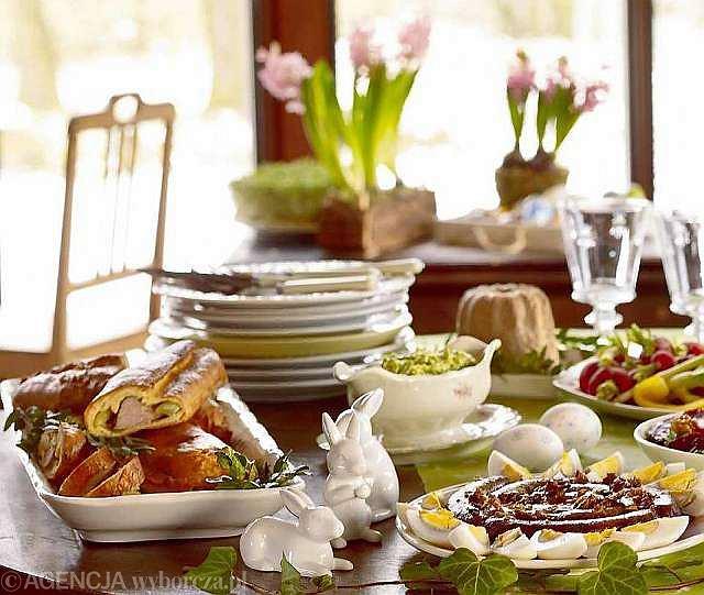 Wielkanocne potrawy nie powinny być droższe niż rok wcześniej.