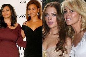Beyonce, Lindsay Lohan.