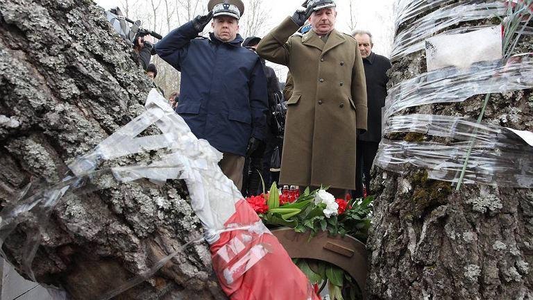 Obchody rocznicy katastrofy smoleńskiej w Smoleńsku