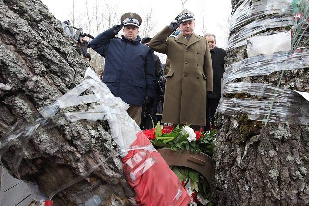 Obchody rocznicy katastrofy smole�skiej w Smole�sku