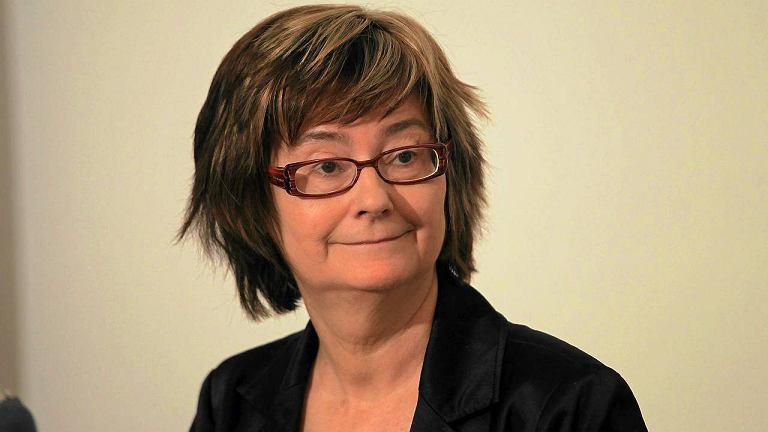 Prof. Irena Lipowicz - rzecznik praw obywatelskich