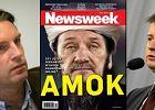 """""""Lis szczuje. To w�cieklizna polityczna"""". PiS protestuje ws. ok�adki """"Newsweeka"""""""