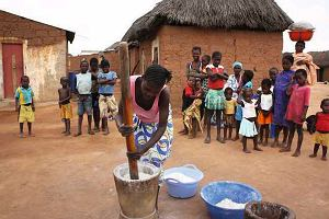Kuchnia z Angoli