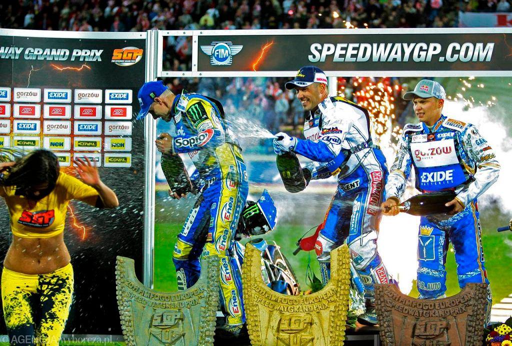 Podium Grand Prix 2011