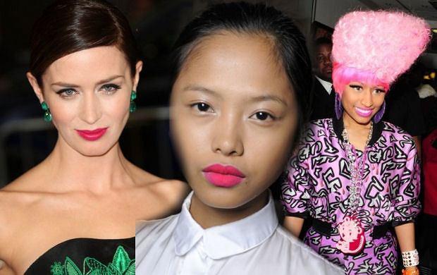 Nowy trend w makija�u - r�owy. Jaki jego odcie� wybierasz?
