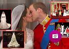 Mija rok od �lubu Kate Middleton i ksi�cia Williama - wspominamy najwa�niejsze chwile tego wyj�tkowego dnia