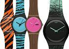 Swatch - zegarki zaprojektowane przez sportowców