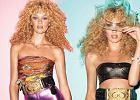 Plastikowa sesja w Vogue - kiczowaty koszmar czy udany �art?