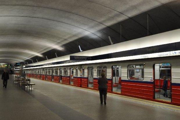 Metro ju� je�dzi normalnie. Bomby nie znaleziono