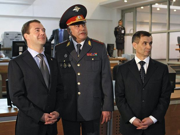 Putin zatwierdzi� sk�ad rz�du Miedwiediewa