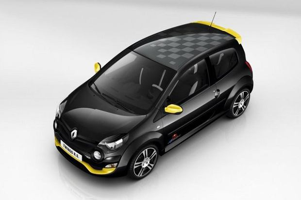 2012 Renault Twingo RS Red Bull RB7
