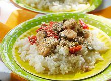 Zielone curry - ugotuj