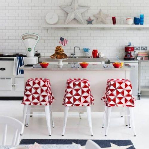 Kuchnia w stylu vintage - Decoracion retro americana ...