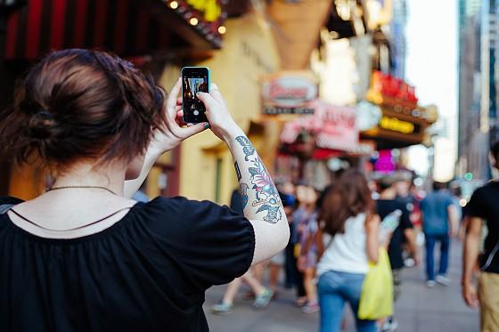 Twoje zdjęcia - Instagram i Pinterest